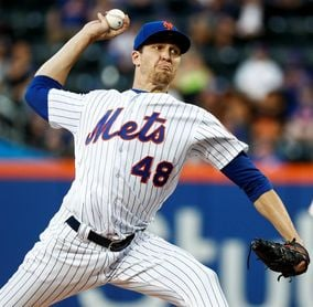 5-8. DeGrom gana duelo a Severino y Mets se imponen a Yanquis