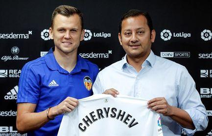 """Cheryshev: """"Cuando supe que Marcelino me quería, no quise saber nada más"""""""