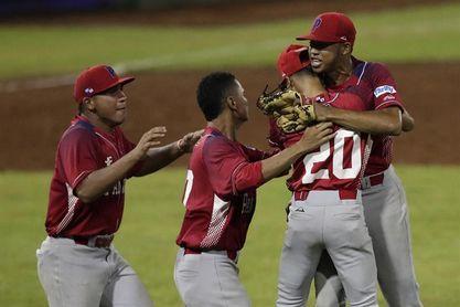 4-2. Panamá le arrebata el invicto a Cuba en el Mundial de Béisbol sub´15