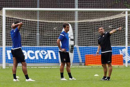 """Aperribay asegura que el Athletic hizo una """"oferta no concreta"""" a Oyarzabal"""