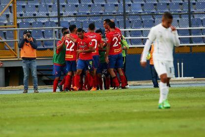 0-1. Municipal, del costarricense Medford, le gana el duelo al Petapa, del mexicano Loredo