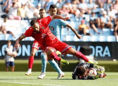 """Borja Iglesias: """"Defendí la camiseta del Celta a muerte, pero el Espanyol apostó por mi"""""""
