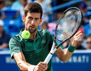 Cilic y Djokovic se enfrentarán en las semifinales del Masters 1000 de Cincinnati