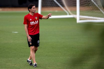 """Marcelino: """"El Atlético es mejor que el año pasado, pero estamos motivados"""""""