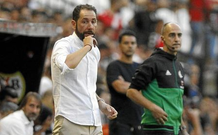 """Machín: """"Quien ha visto el partido, ha observado las señas de identidad"""""""