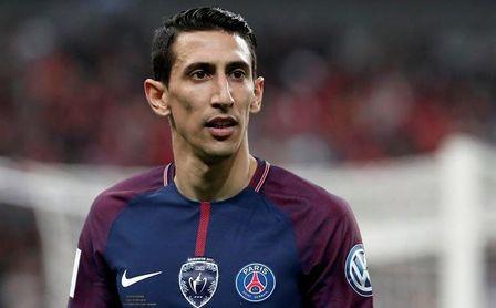 """Di María, cerca de renovar hasta 2021 con el PSG, según """"Le Parisien"""""""