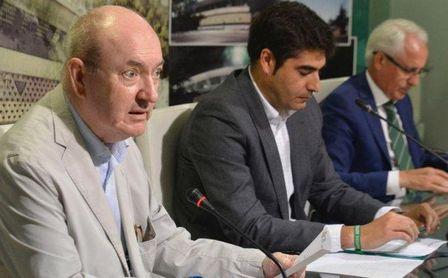 Antonio González Cordón, arquitecto del Estadio Benito Villamarín, ha fallecido este jueves.