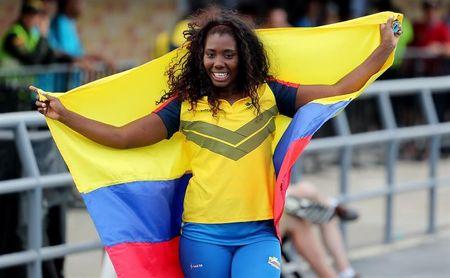Brasil, Colombia y España, podio en medallero del iberoamericano de atletismo