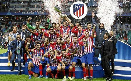El Sevilla, que aún debe certificar su pase, el Betis y el Villarreal aspiran a suceder al Atlético como campeón de la Liga Europa.