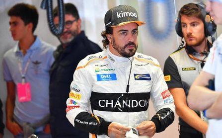 Alonso: Mi decisión sobre el año que viene no se basa en la próxima semana