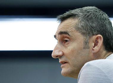 """Valverde: """"Posiblemente nuestro grupo es el más complicado de todos"""""""