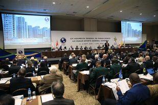 Comienza la asamblea general de Panam Sports con 250 delegados de 41 países
