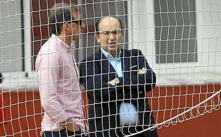 Castro destituyó a Arias tras la humillante derrota del Sevilla FC en la final de la Copa del Rey.