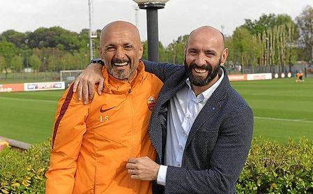 Monchi cree que acertó decantándose por la AS Roma.