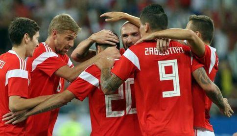 5-1: Rusia deja en evidencia a la República Checa