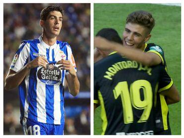 El buen debut de Carlos Fernández y el golazo de Pozo