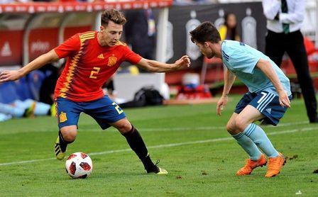 1-2. España pierde su condición de invicta ante Irlanda del Norte