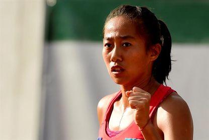 Las favoritas Zhang y Hsieh, a segunda ronda