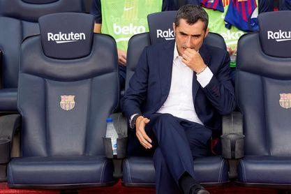 Valverde recupera efectivos en el primer entrenamiento de la semana