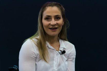 """La bicampeona olímpica Vogel desea """"regresar a la vida"""" tras quedarse paralítica"""