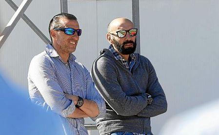 Monchi pone en valor el trabajo de Arias en el Sevilla FC.