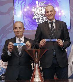 El presidente del Obradoiro apela al factor cancha para sorprender al Real Madrid