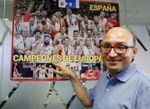 """Jesús Vidal: """"Campeones es un canto a los valores del deporte"""""""