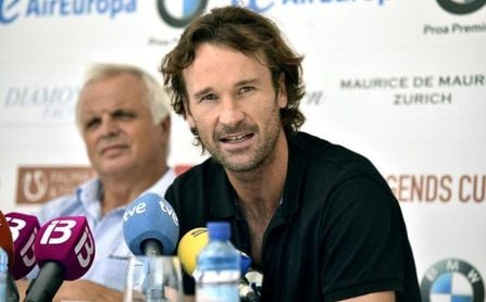Moyá, Ferrero, Costa, Noah y Safin, en el Masters sénior de Marbella