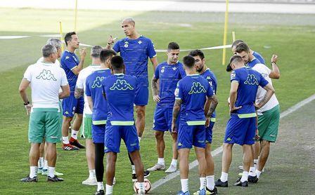 A prueba, la 'unidad B' del Real Betis