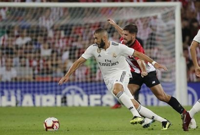 1-1. El Athletic frena al Real Madrid en San Mamés