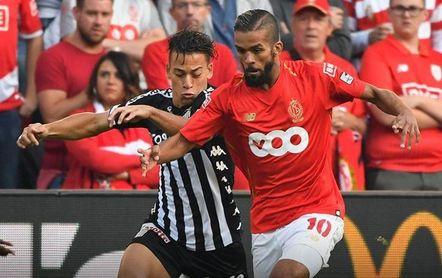 El Standard se atasca ante el Charleroi antes de visitar Sevilla