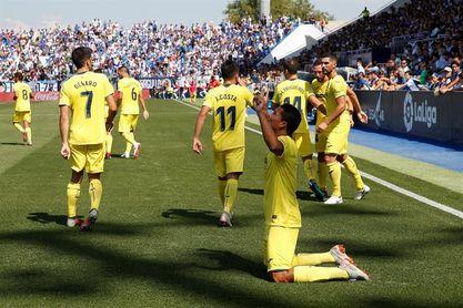 0-1. El Villarreal emerge y deja ´tocado´ al Leganés