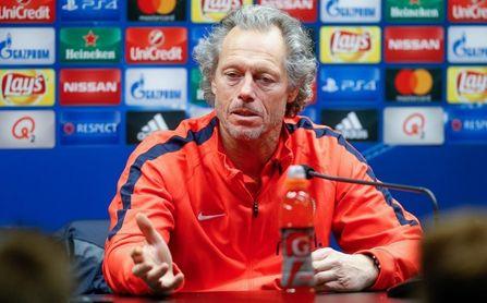 Preud'homme quiere copiar a su rival para enfrentarse al Sevilla