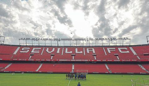 Sevilla FC-Getafe: Enmienda para despejar las nubes