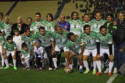 Bolivia conmemora los 25 años de su única clasificación a un Mundial