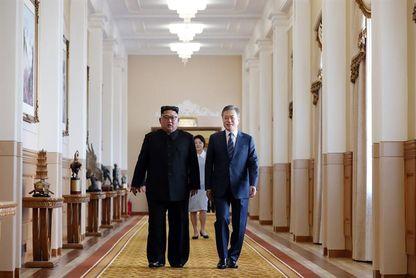 Seúl y Pionyang acuerdan trabajar por una candidatura conjunta para los JJOO de 2032