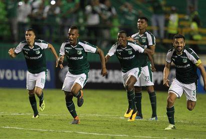 Deportivo Cali se instala en cuartos en semana favorable a los visitantes