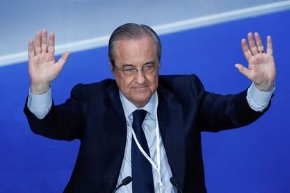 Florentino Pérez confirma el proyecto — Real Madrid eSports