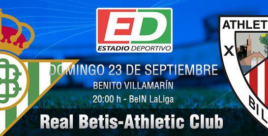 Betis-Athletic: Agota el cupo de medias sonrisas
