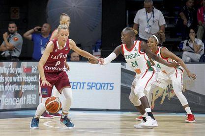 Senegal logra la primera victoria africana en un Mundial femenino