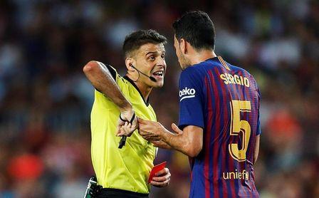 El Barça recurrirá la roja de Lenglet, mientras que Malcom recibe el alta