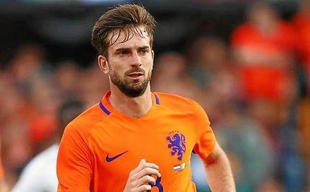 Pröpper es internacional con Holanda.