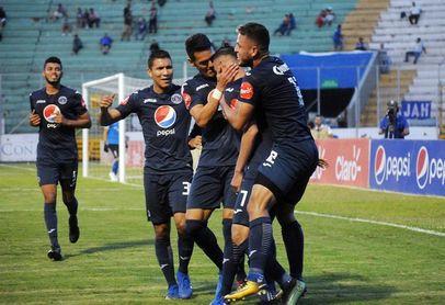Olimpia sigue líder del fútbol en Honduras, pese a empatar en la undécima fecha
