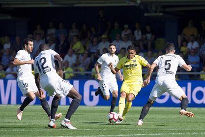 El Valencia alcanza la sexta jornada sin ganar por cuarta vez en su historia