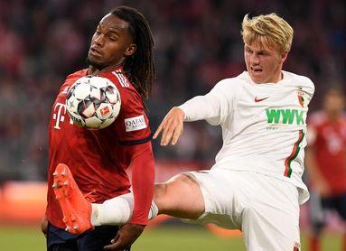 El Bayern pierde sus primeros puntos con un empate ante el Augsburgo