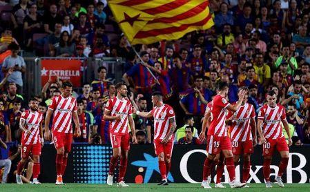 El Girona, entre los diez mejores equipos de la historia en Primera División