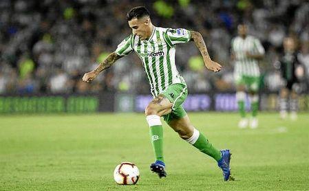 La entrada de Cristian Tello en el encuentro ante el Athletic supuso un revulsivo.