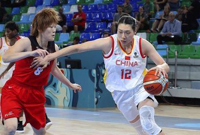 87-81: China ganó a Japón y se enfrentará en cuartos de final a Australia