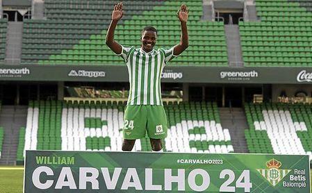 El Betis sacó a Carvalho por menos de su valor de mercado, por la complicada situación del Sporting.