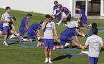 """Simeone: """"El mayor crecimiento del Betis ha sido defensivo"""""""